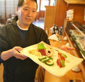 Sushi Tozai - Sushi Menu