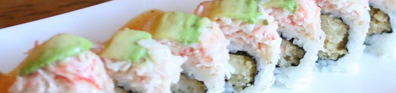 Sushi Dinner Sebastopol