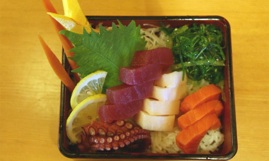 Sebastopol Sushi Restaurant Takeout Menu
