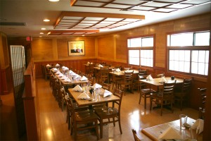 Upstairs Dining/Banquet Room